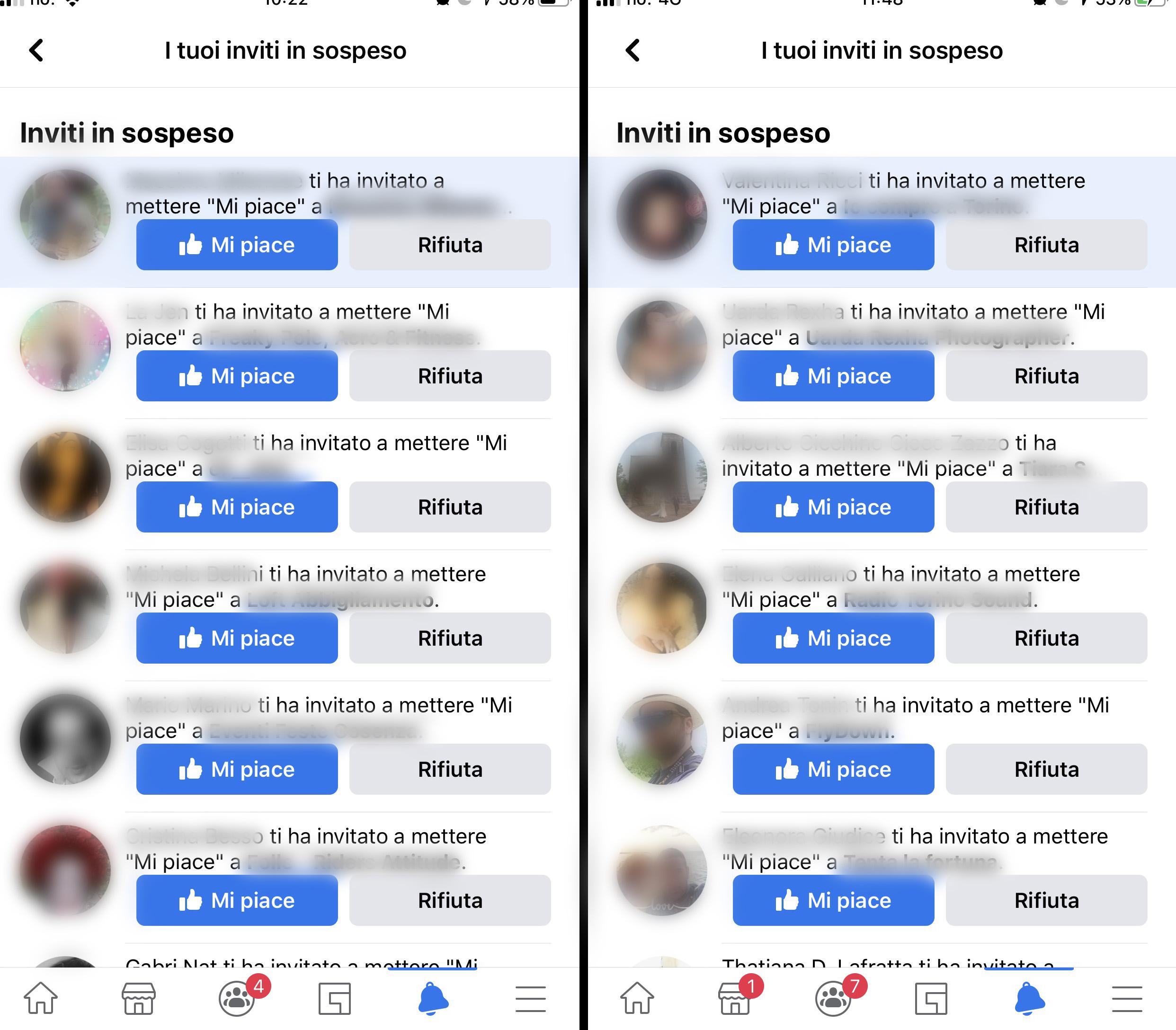 Perchè è sbagliato invitare amici e parenti a mettere like alla propria pagina Facebook