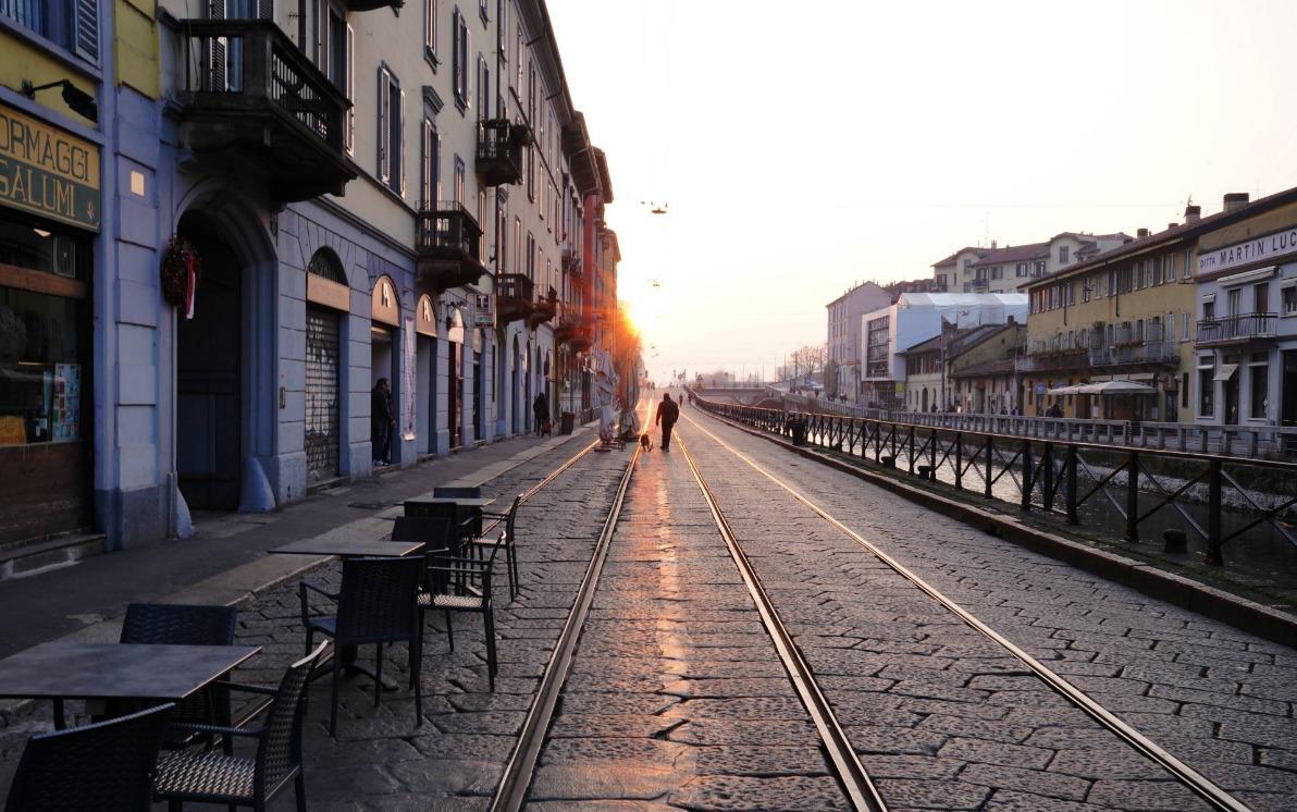 Fotografare Città Deserte in Quarantena Coronavirus è da Idioti