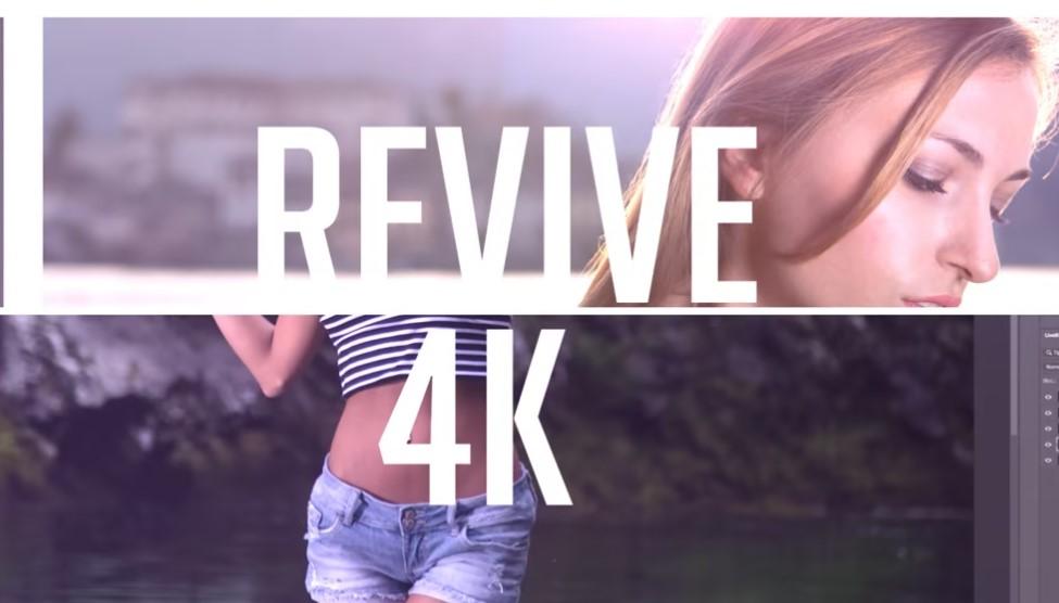 Revive 4k: Riprendi le Tue Vecchie Foto e Dona Loro Energia Nuova