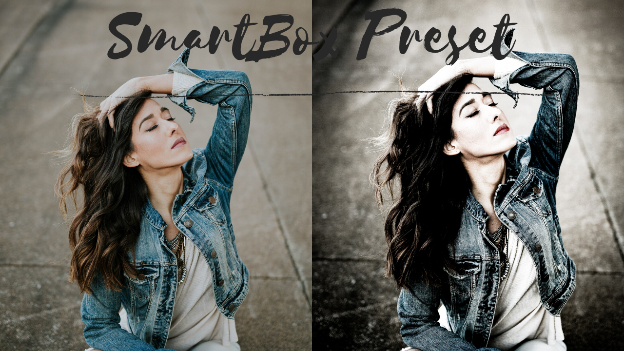 SmartBox Preset ad Alto Controllo per Lightroom