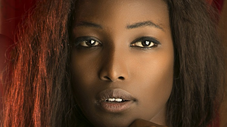 Nudo Creativo: Black Jungle Princess Vol.1