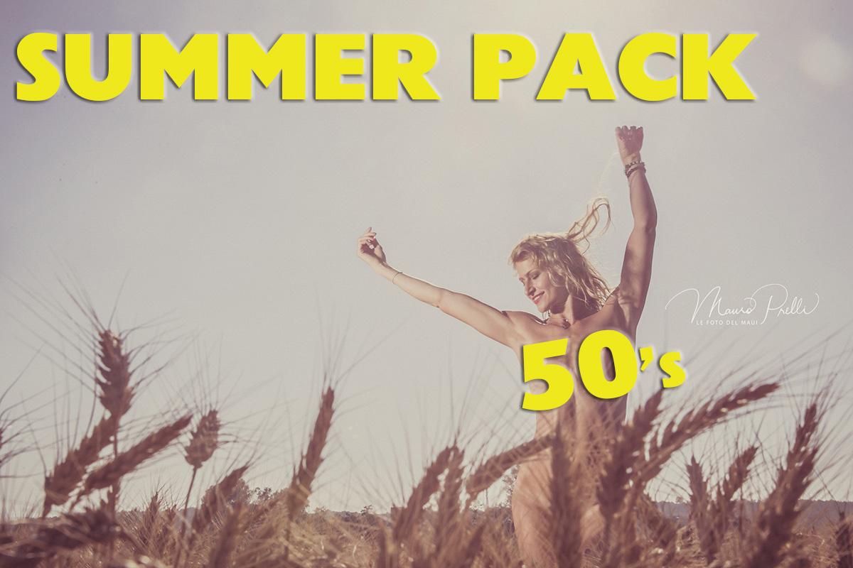 Maui Summer 50 Preset Pack