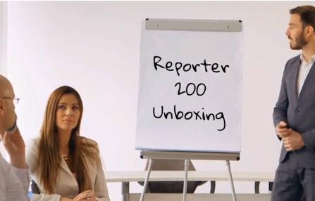 Unboxing Flash Quadralite Reporter 200: Iscriviti GRATIS alla Recensione Completa